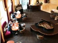 溪頭米堤大飯店-大廳酒吧
