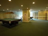 溪頭米堤大飯店-撞球室