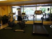 溪頭米堤大飯店-健身房