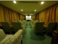溪頭米堤大飯店-沙發電影院