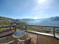 珍谷渡假山莊-觀景陽台
