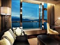 晶澤會館-客房窗景