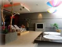 晴海冷泉精品旅館-浴室