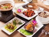 力麗哲園會館-月潭館-季節性料理