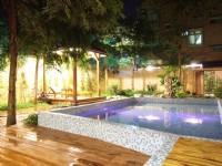 貴族水月渡假會館-泳池