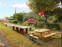 禾題渡假民宿-外觀環境