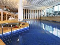 力麗哲園會館-日潭館-室內泳池