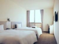 集集晴海旅館-標準二人房(二小床)
