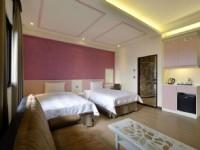 兆迪商務旅館-精緻雙人房