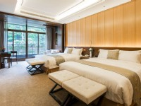 馥麗溫泉大飯店-豪華家庭套房