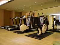 馥麗溫泉大飯店-健身房