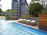 馥麗溫泉大飯店-戶外戲水區