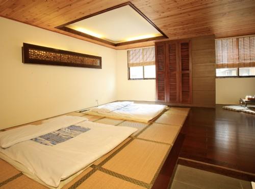 精緻日式四人房