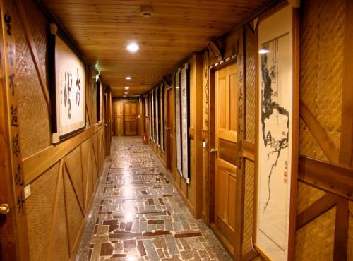 B棟藝術走廊