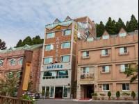 高山青大飯店-外觀