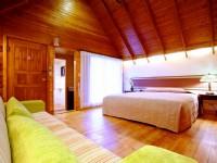 歐都納山野渡假村-歐式雙人房