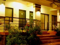 歐都納山野渡假村-盧森館1樓外觀