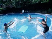 歐都納山野渡假村-游泳池