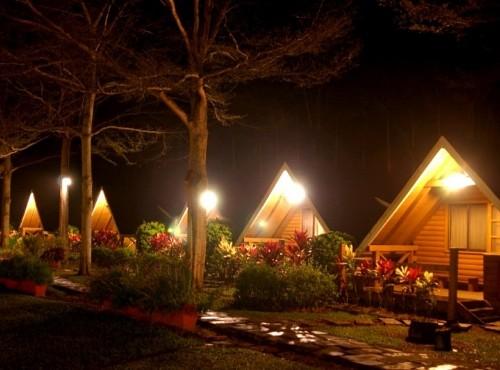 木屋區夜景