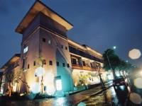 湖水岸人文休閒旅館-外觀