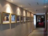 阿里山賓館-走廊