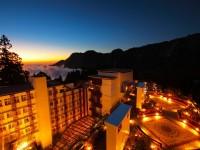 阿里山賓館-新館外觀夜景