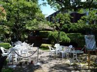 阿里山賓館-松庭露天咖啡
