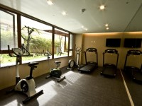 阿里山賓館-健身房