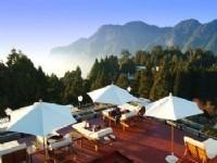 阿里山賓館-觀星觀景平台