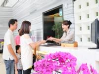 雲登景觀飯店-親切服務