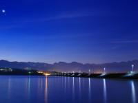 雲登景觀飯店-會館外夜景