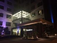 仁義湖岸大酒店-夜晚外觀