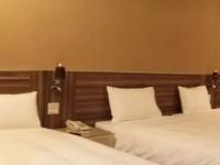 仁義湖岸大酒店-溫馨三人房