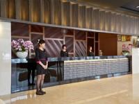 冠閣大飯店-櫃台