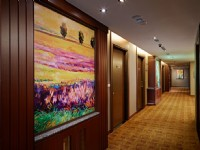冠閣大飯店-飯店走廊