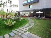 F HOTEL嘉義館-庭園景觀休息區