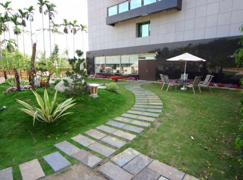 庭園景觀休息區