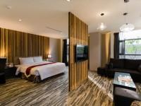 阿里山東方明珠國際大飯店-豪華套房