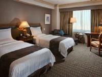 漢來大飯店-精緻港景客房(二單床)