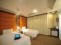 文賓大飯店-標準雙人房