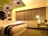 華園飯店-時尚品味房-和平綠