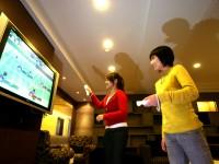 華園飯店-Wii互動遊戲