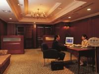 寒軒國際大飯店-商務中心