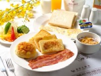Kaohsiung King's Town Hotel-Western Breakfast