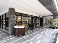 國際星辰旅館-前廊