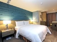 國際星辰旅館-精緻雙人房