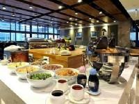 國際星辰旅館-豐富早餐