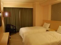 巴黎香舍大飯店-標準兩人房