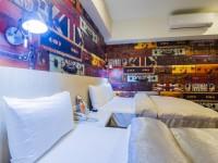 Kaohsiung Sanduo Hotel-Triple Room
