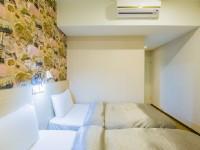 Kaohsiung Sanduo Hotel-Budget Twin Room